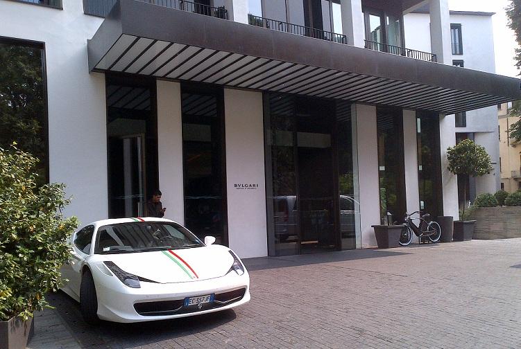 Cameriere Hotel Milano