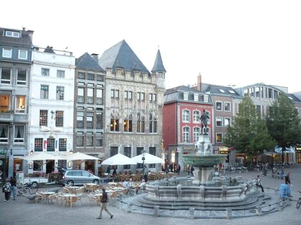 Eiscafe in Germania offre lavoro – Aachen