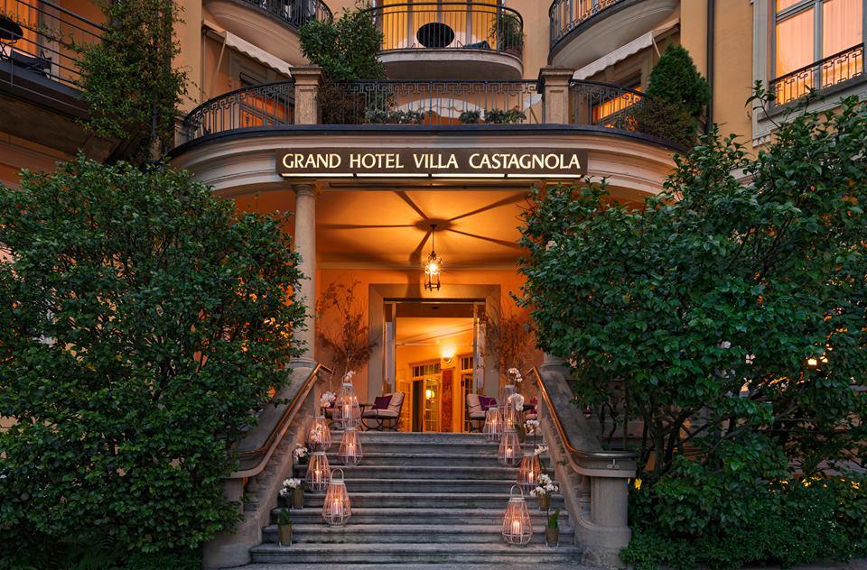Grand hotelvillacastagnola
