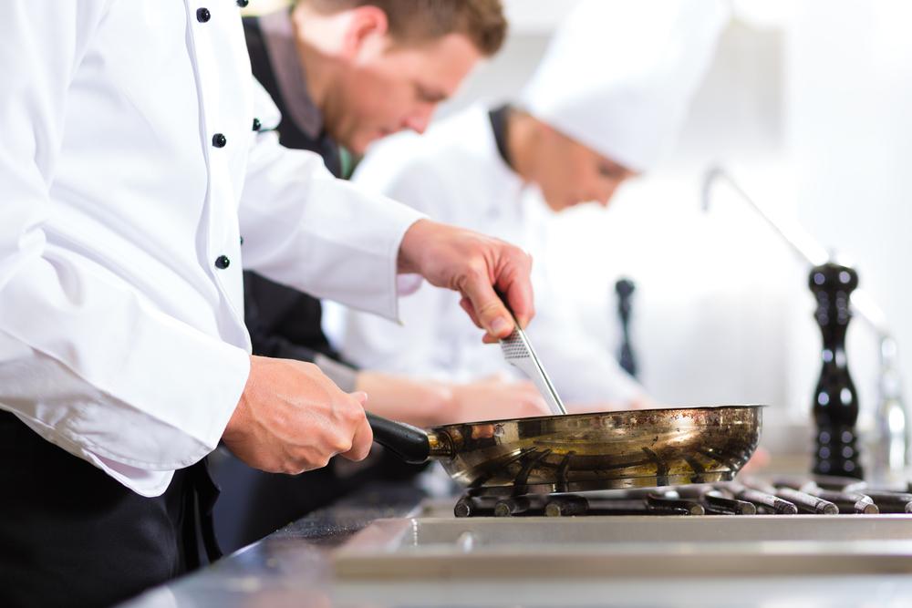 Cercasi cuoco gastronomo a Roma