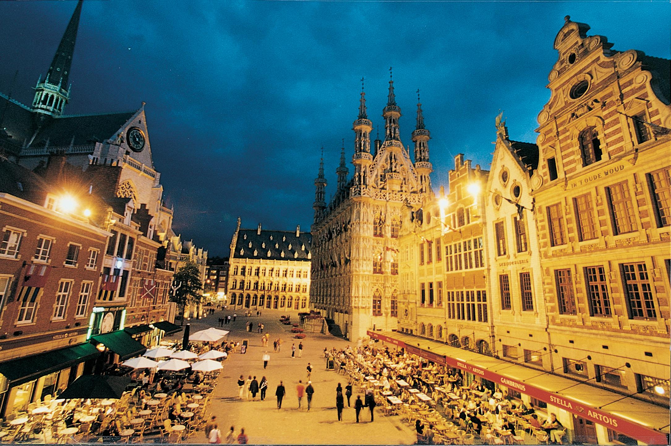Nuova apertura a Leuven