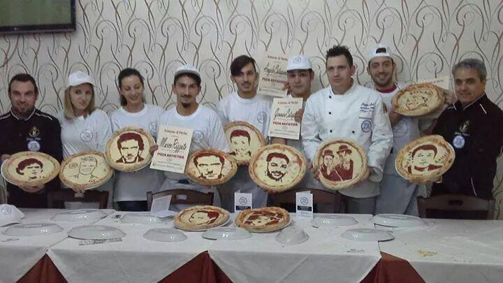 Istruttore-pizzaiolo-pizza art-art pizza-corsi di pizza artistica