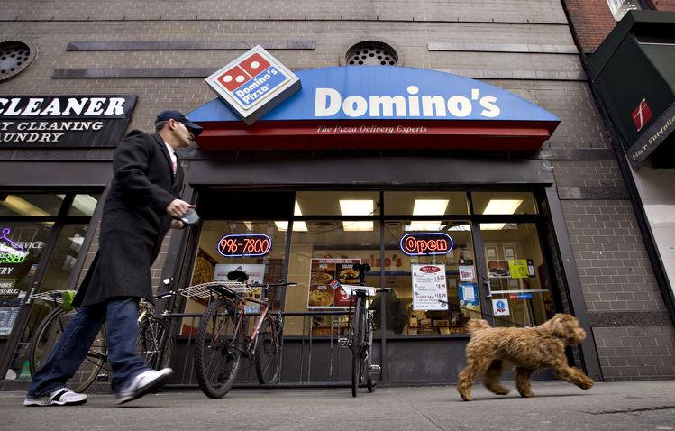 Lavorare con Domino's Pizza in Danimarca