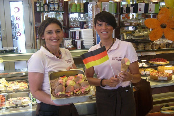 cercasi gelataio in gelaterie in germania stagione 2016