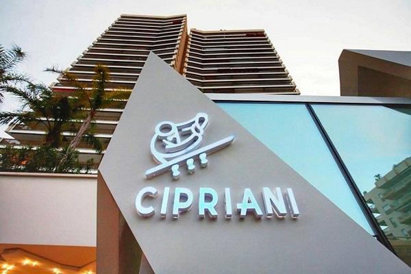 Lavorare con Cipriani in tutto il mondo
