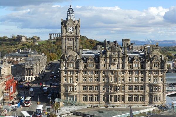 Hotel A Edimburgo Centro