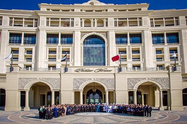 Palazzo Versace Dubai career