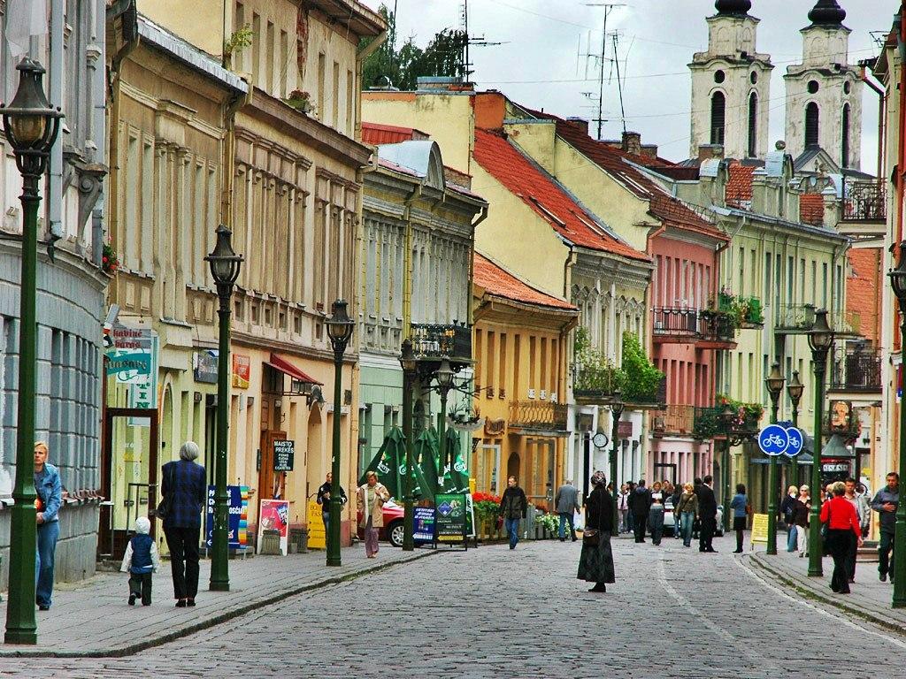 Cercasi cuoco o Chef in Lituania a Vilnius