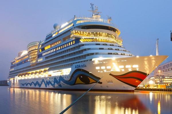 Aida Cruises Hotel Hamburg