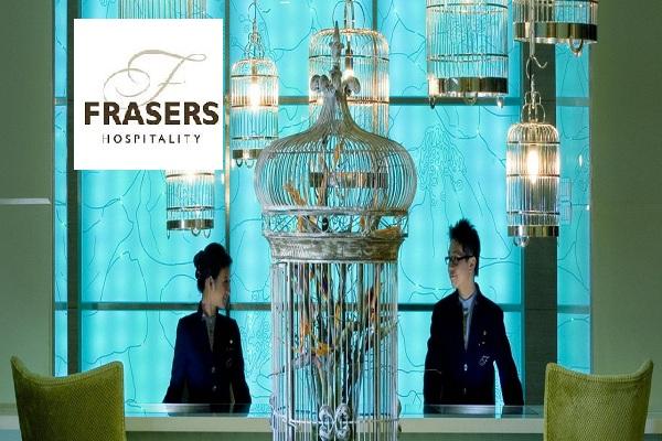 Frasers Hospitality career