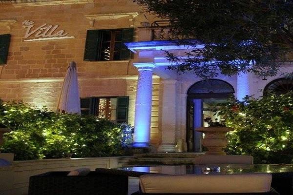 The Villa Malta career