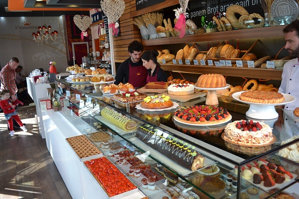 pastry chef in dublin