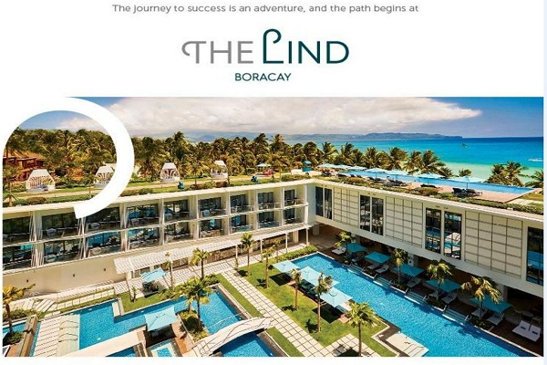 Luxury Hotel Resort Job In Philippine The Lind Boracay Hotels Career Set To Change Landscape Of S Industry