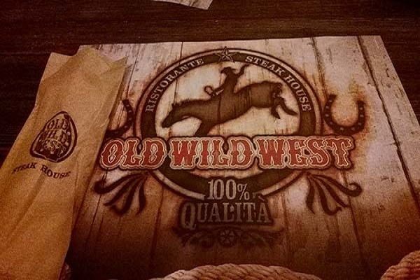 Restaurant manager a Torino-OLD WILD WEST