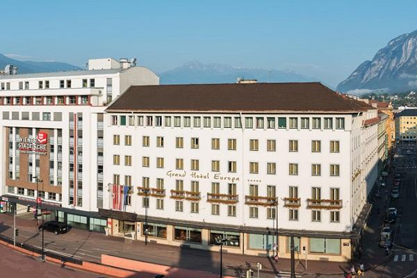 Hotel Innsbruck  Stelle