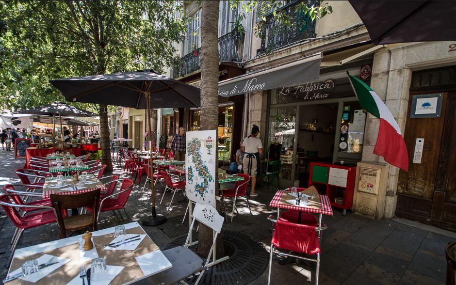 Ristorante italiano a Toulon offre lavoro