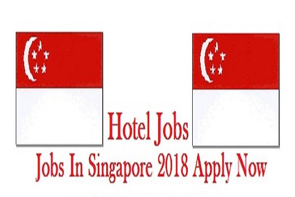 Hotel-hospitality job in Singapore