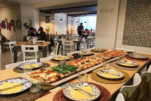 Lavoro in pizzeria a Vilnius