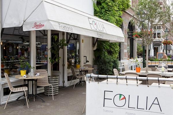 Follia restaurant in Olanda