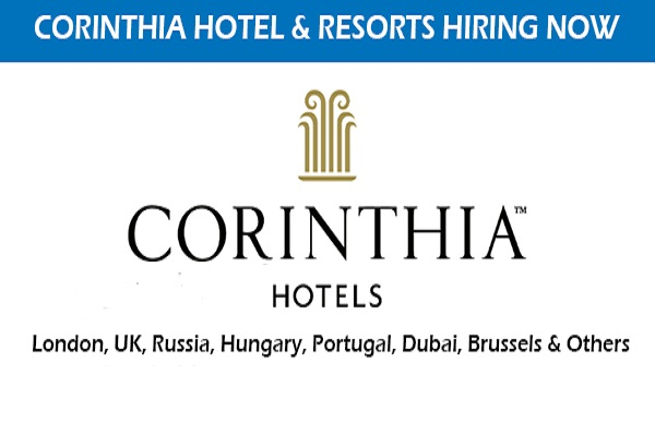 Hotels Corinthia Career