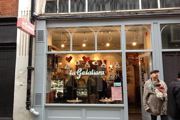 Cercasi chef gelatiere a Londra- Lagelatiera