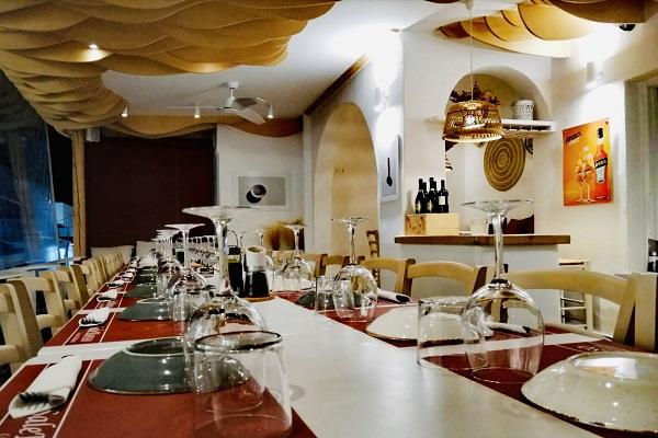 Lavoro in Cucina e Sala sull'isola Antiparos
