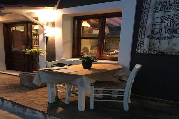 Lavoro cucina a Samos