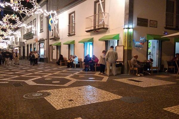Vendesi Gelateria Portogallo Azzorre